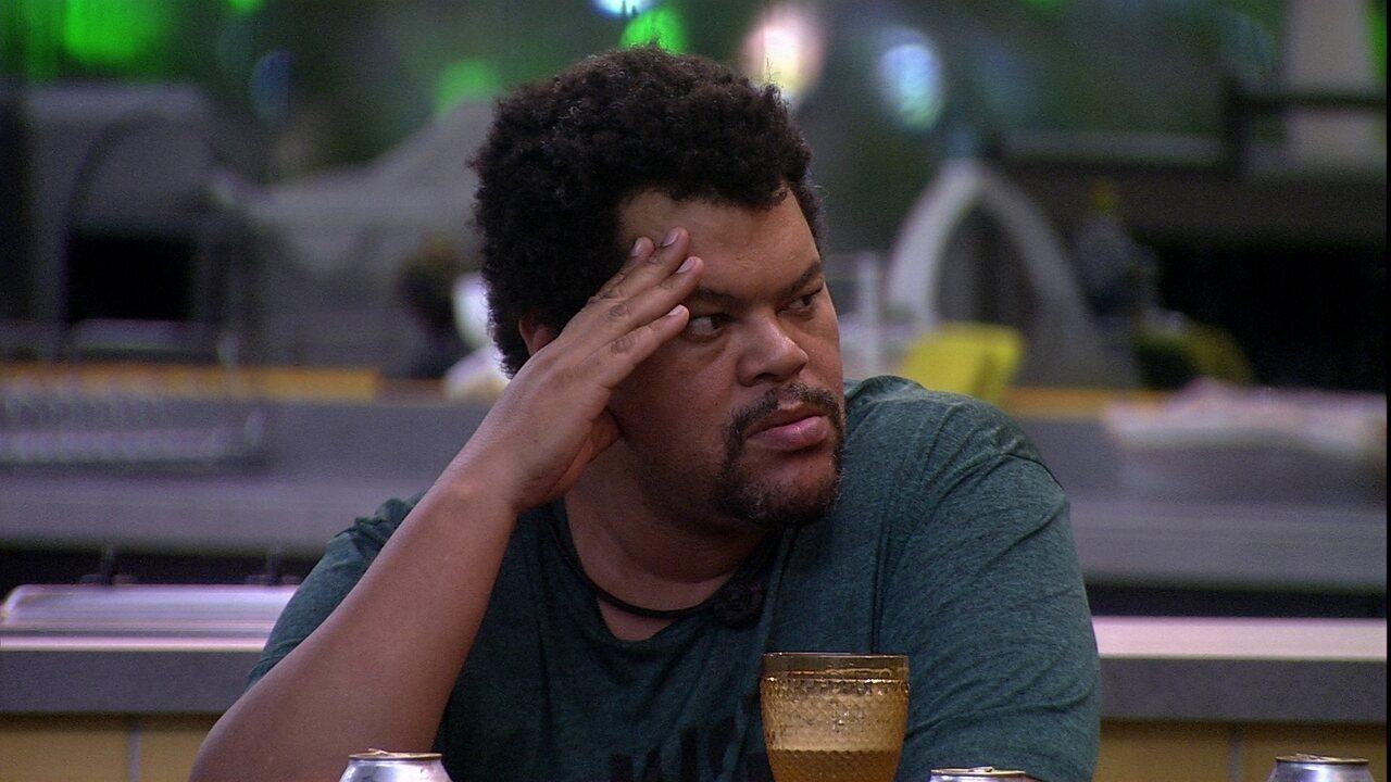 Babu critica atitude de Bianca: 'Não é possível'