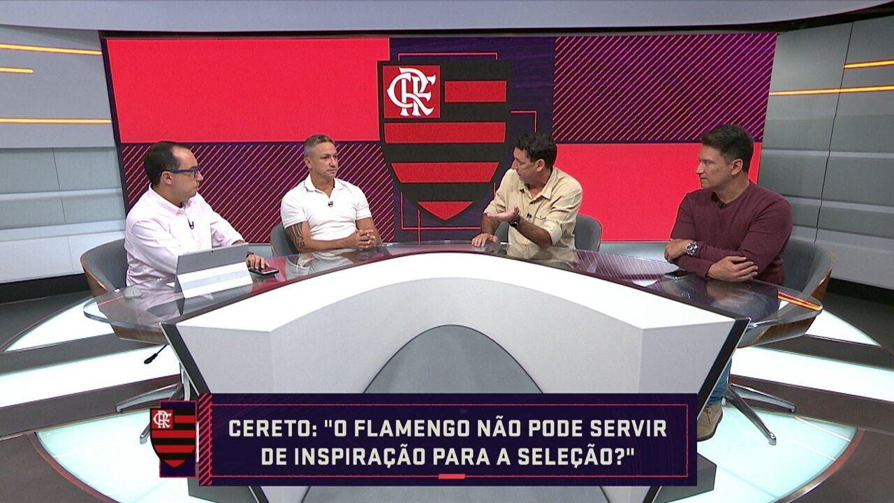 Comentaristas discutem sobre convocação ou não de jogadores que atuam no Brasil para a Seleção