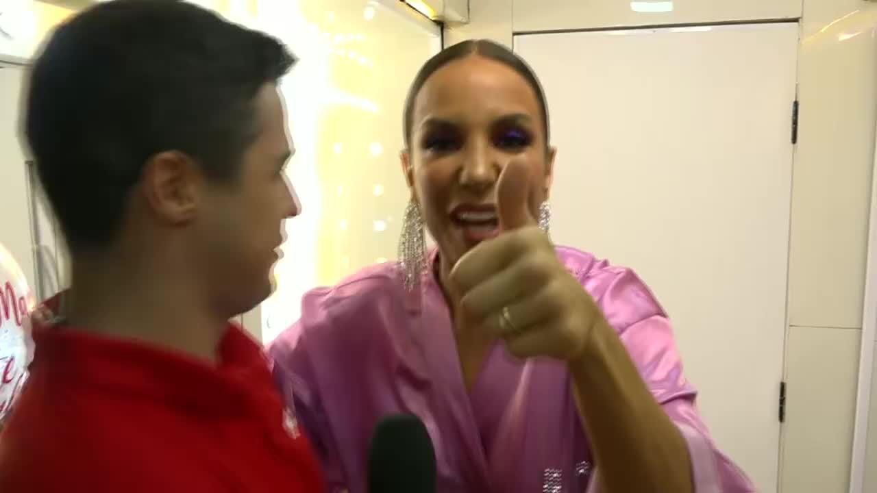 Ivete Sangalo e GloboNews: uma parceria que foi um arraso