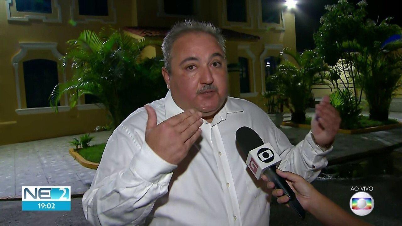 Secretaria de Saúde concede coletiva sobre possíveis casos com suspeita de coronavírus