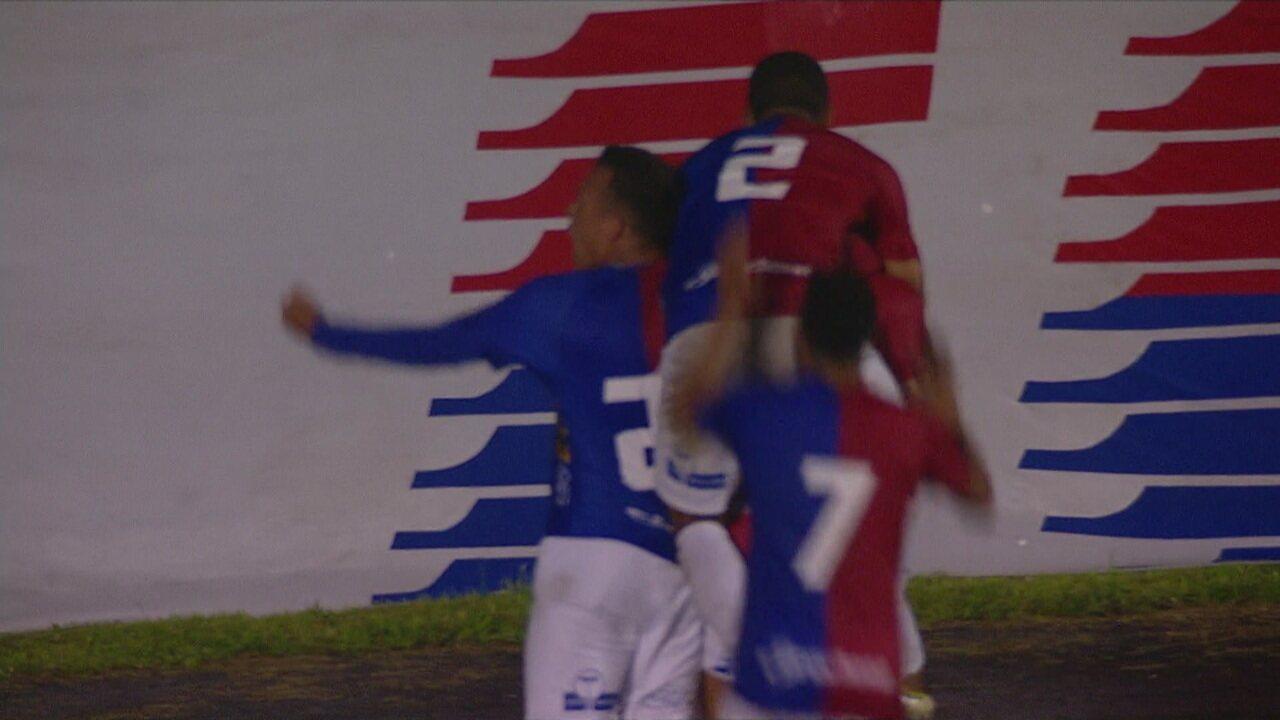 Melhores momentos de Paraná 3 x 2 Bahia de Feira pela segunda fase da Copa do Brasil