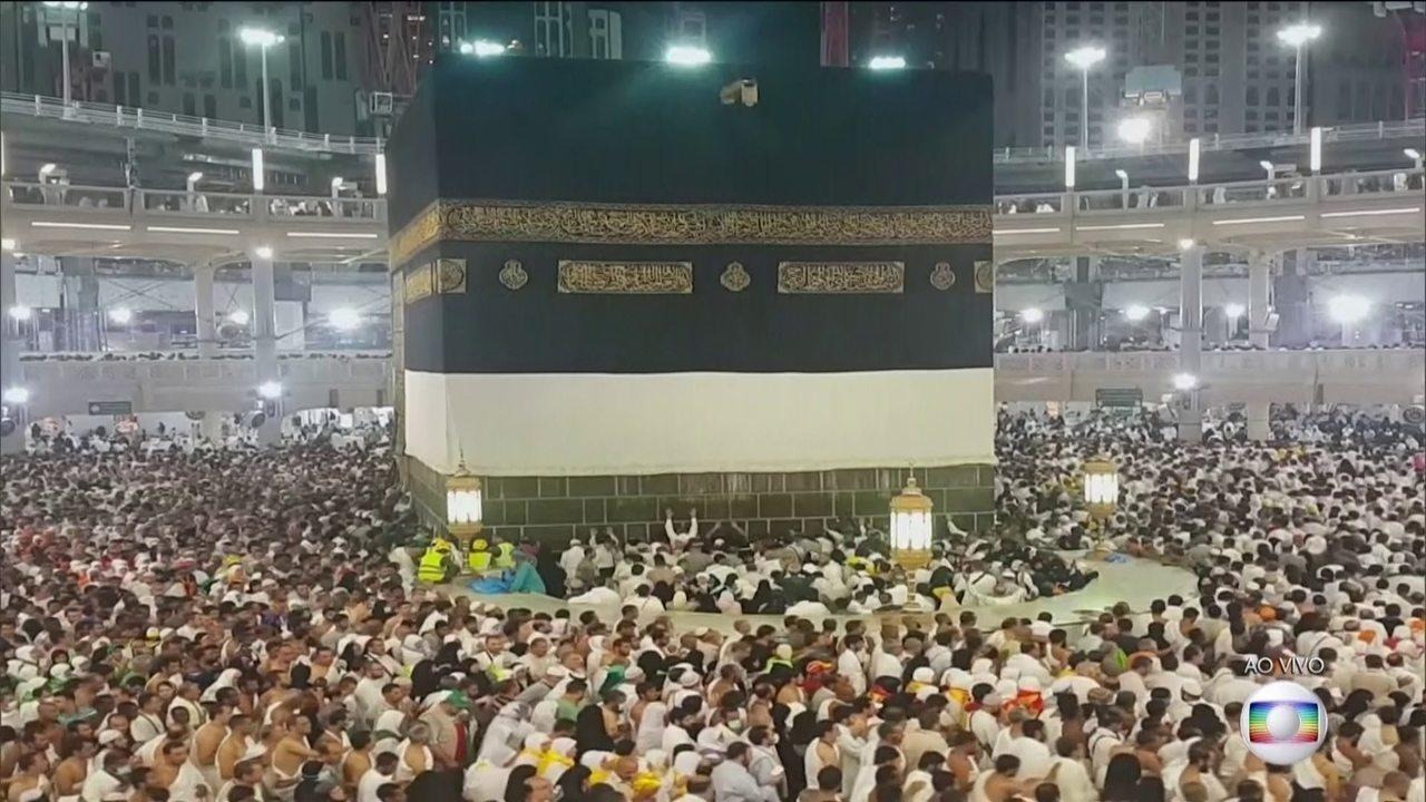 Covid-19: Arábia Saudita proíbe entrada de estrangeiros a Meca