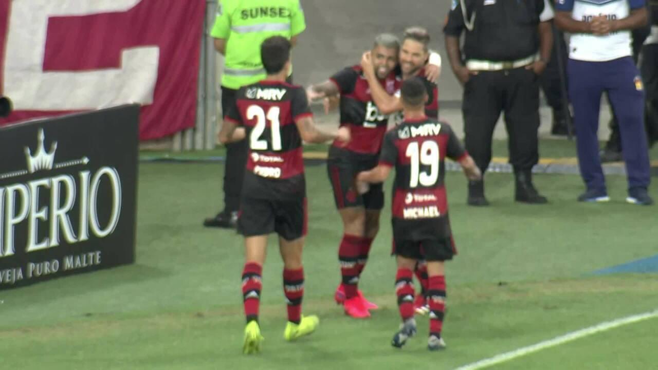 Melhores momentos de Cabofriense 1 x 4 Flamengo pelo Campeonato Carioca