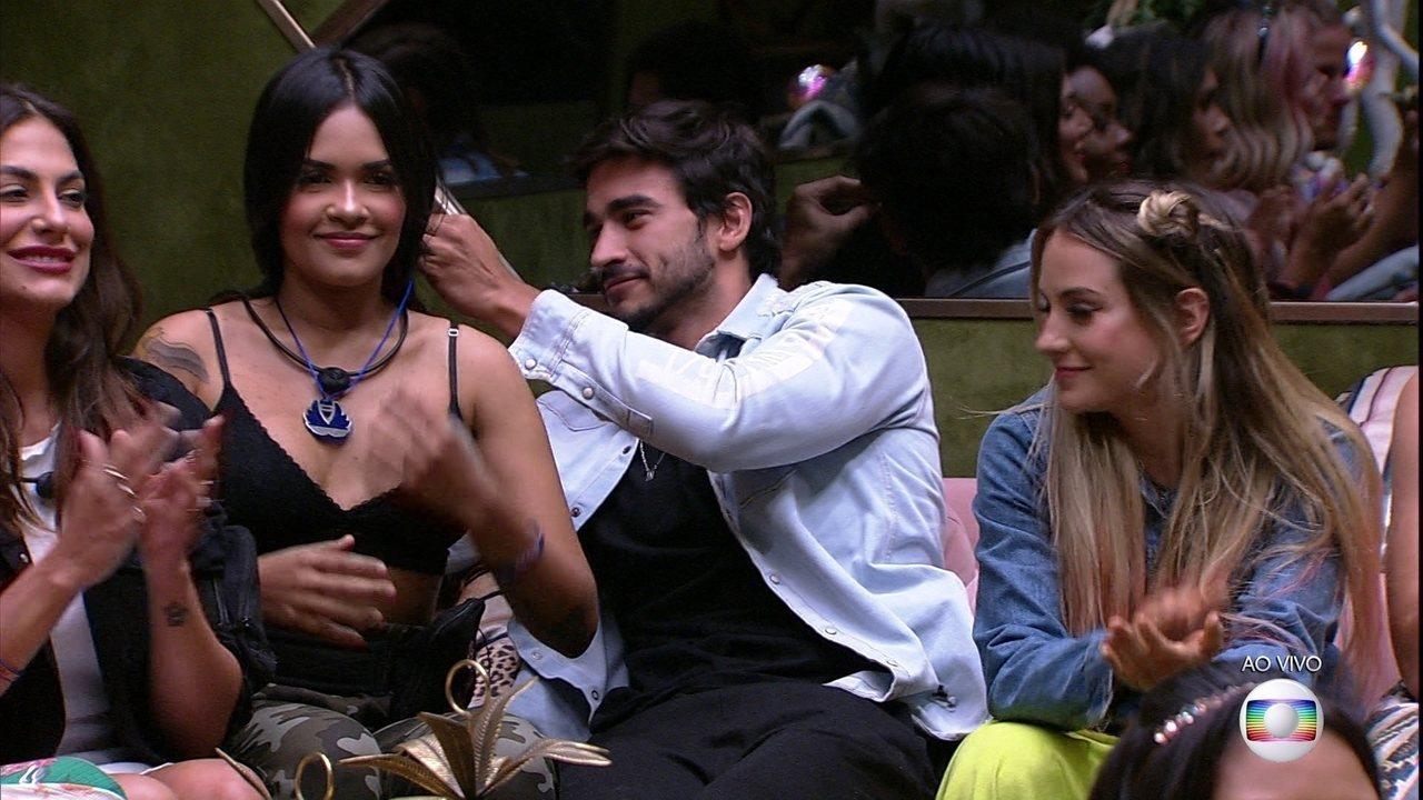 Anjo Guilherme dá imunidade para Flayslane
