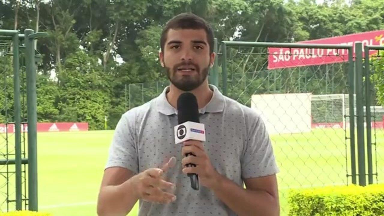 Repórter traz novidades sobre Antony e Juanfran e jogo-treino do São Paulo