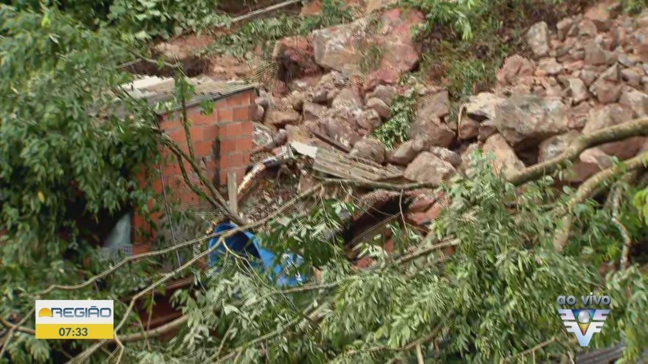 Guarujá decreta estado de emergência após seis pessoas morrerem em deslizamentos