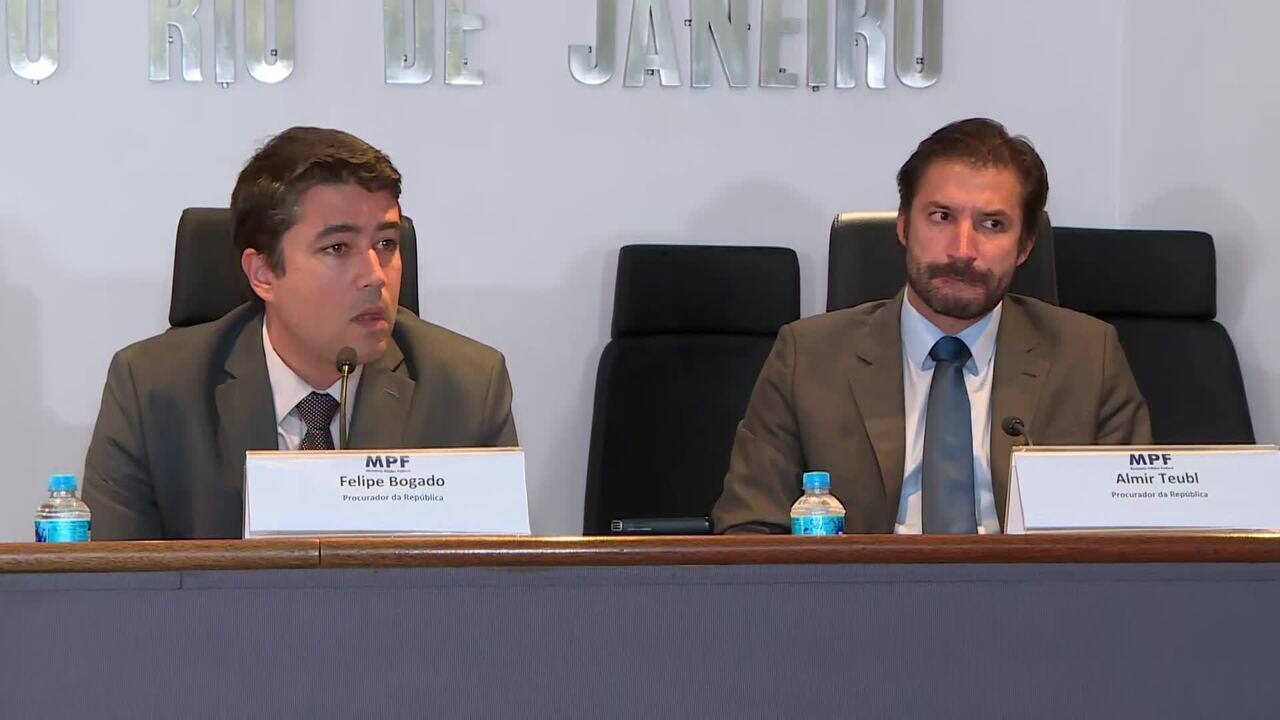 Delegados dão detalhes da prisão do ex-secretário Nacional de Justiça