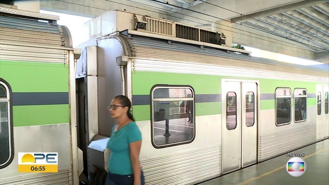 Passagem do Metrô do Recife aumenta de R$ 3,70 para R$ 4