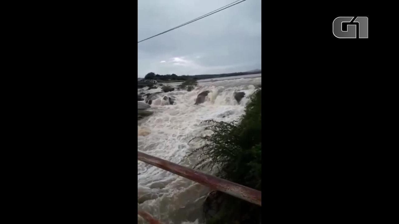 Chuva alegra povo sertanejo no Rio Grande do Norte