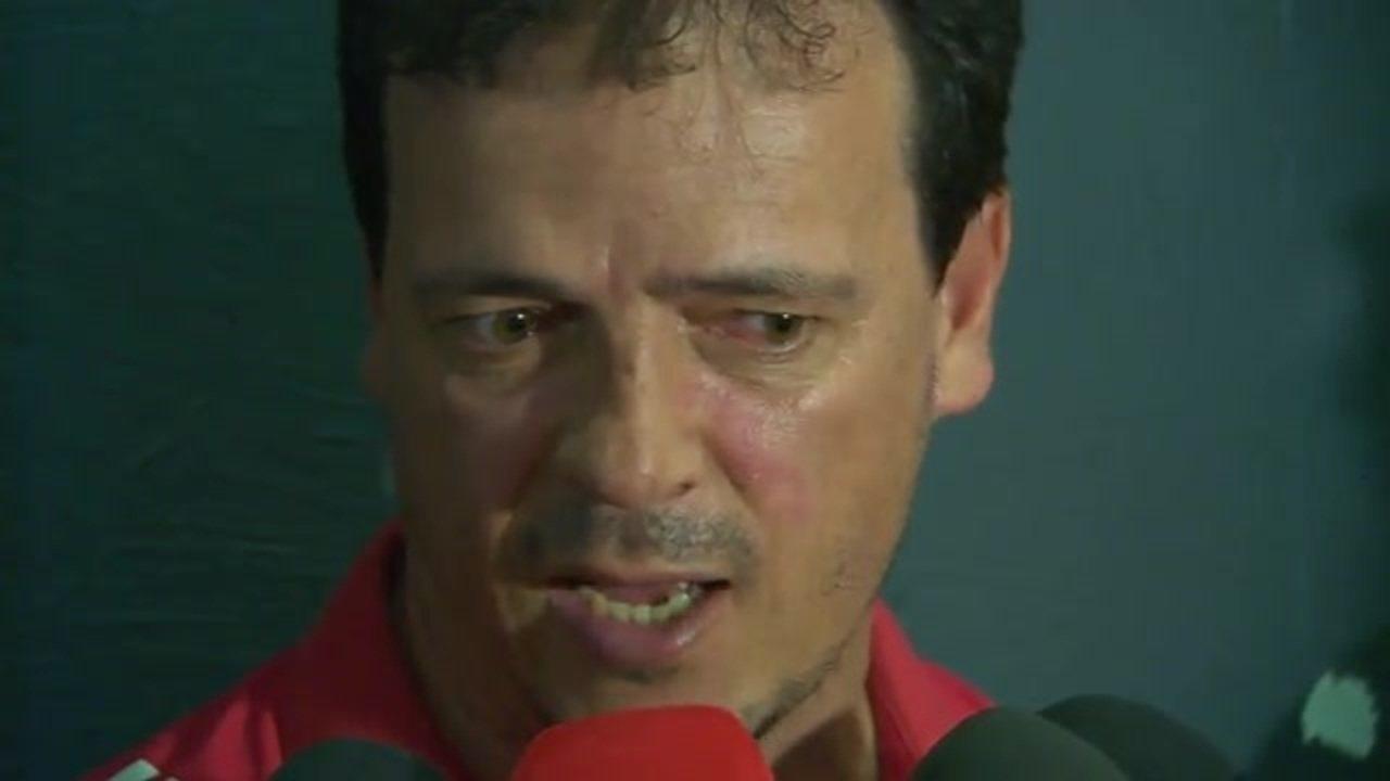 Botafogo-SP 1 x 0 São Paulo: assista à entrevista de Fernando Diniz