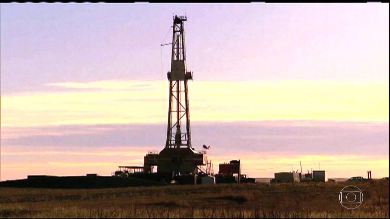 Arábia Saudita, Rússia e EUA comandam a geopolítica do petróleo