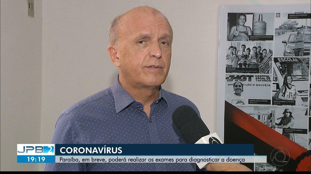 """JPB2JP: Governador decreta """"situação de emergência em saúde pública"""" na Paraíba"""