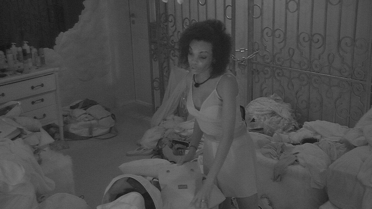 Thelma sobre Paredão: 'Se a Flay tivesse ido em vez da Rafa, ela não tirava o Babu'