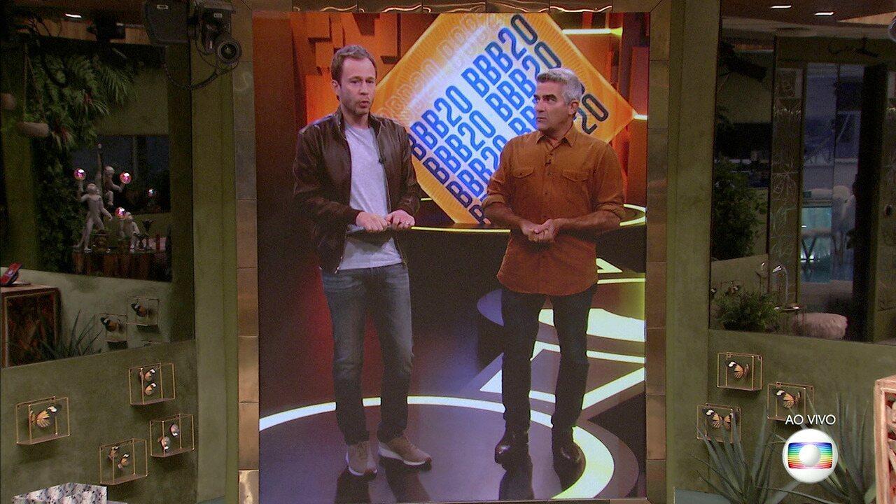 Big Brother Brasil | Programa de 16/03/2020 | Globoplay