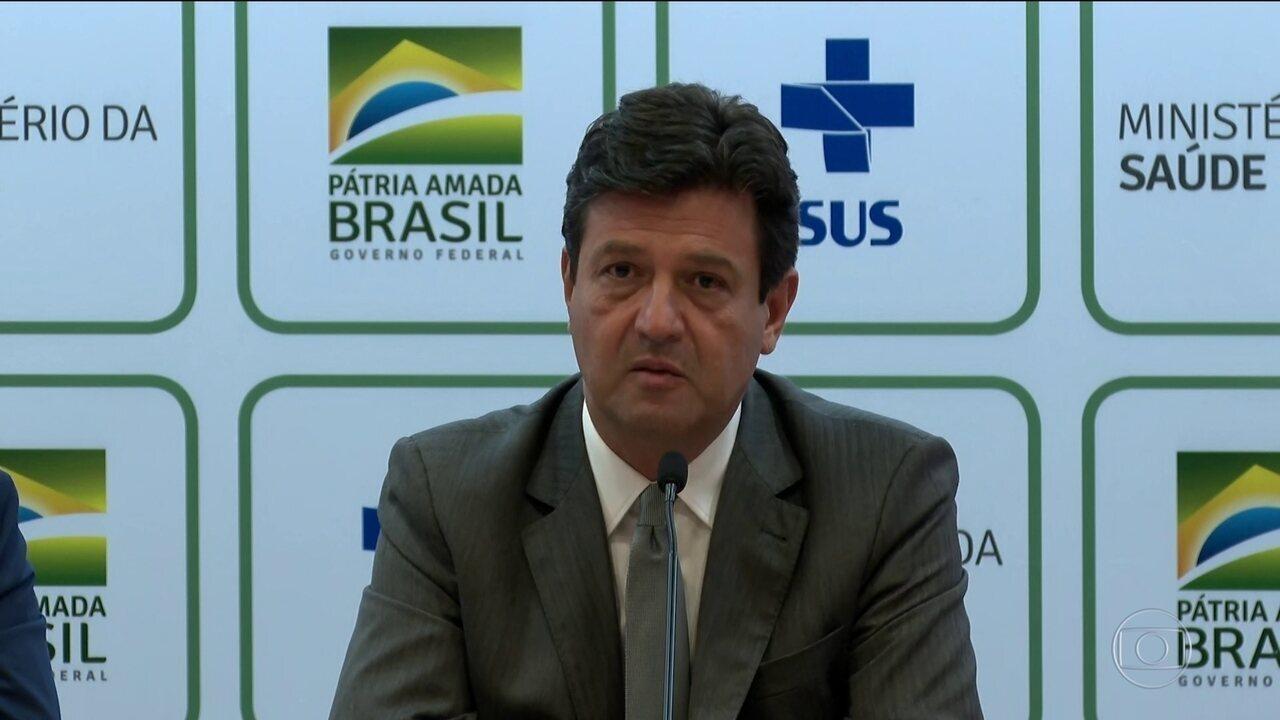 Em 24 horas, Brasil tem seis mil novos casos suspeitos do novo coronavírus