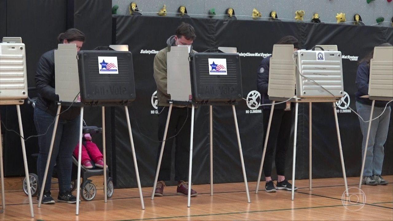 Joe Biden deve vencer eleições primárias na Flórida e Illinois