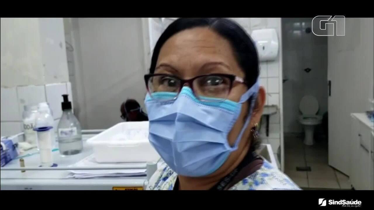 Sindicato dos Trabalhadores na Saúde (SindSaúde-DF) divulga vídeo sobre atendimento na rede pública no combate ao coronavírus no DF
