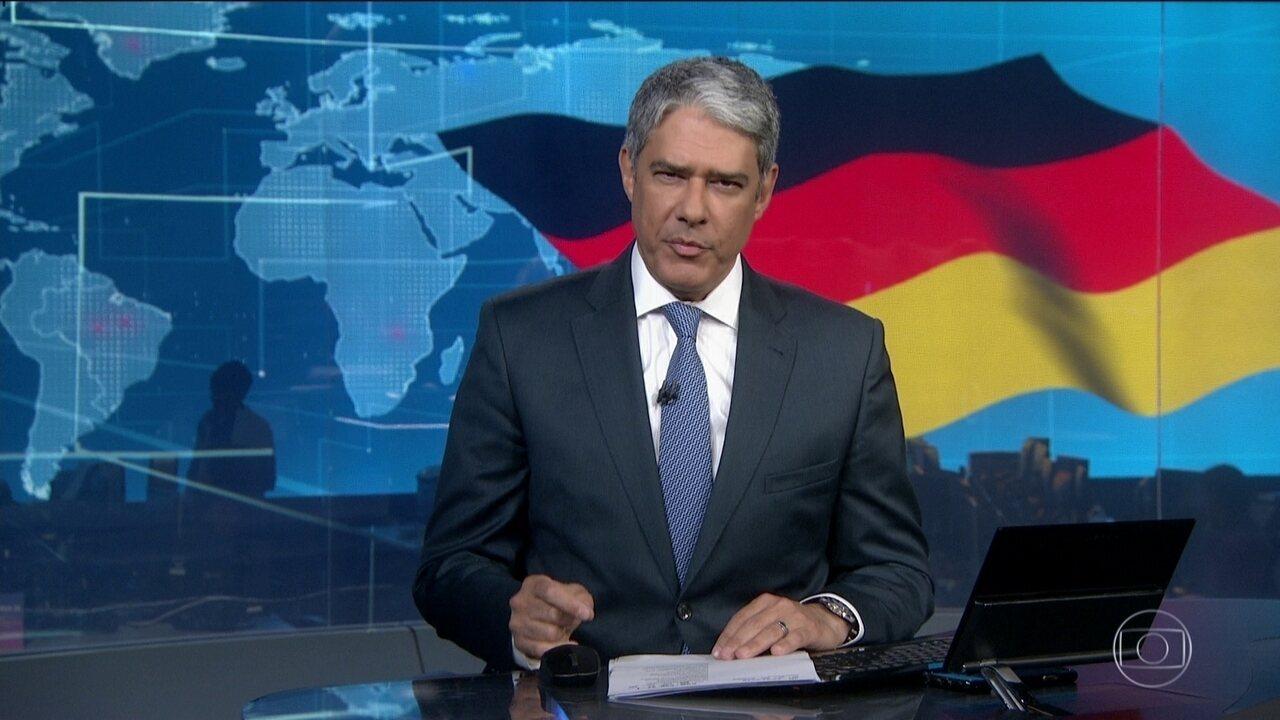 Alemanha anuncia pacote de 750 bilhões de euros para reduzir danos do novo coronavírus