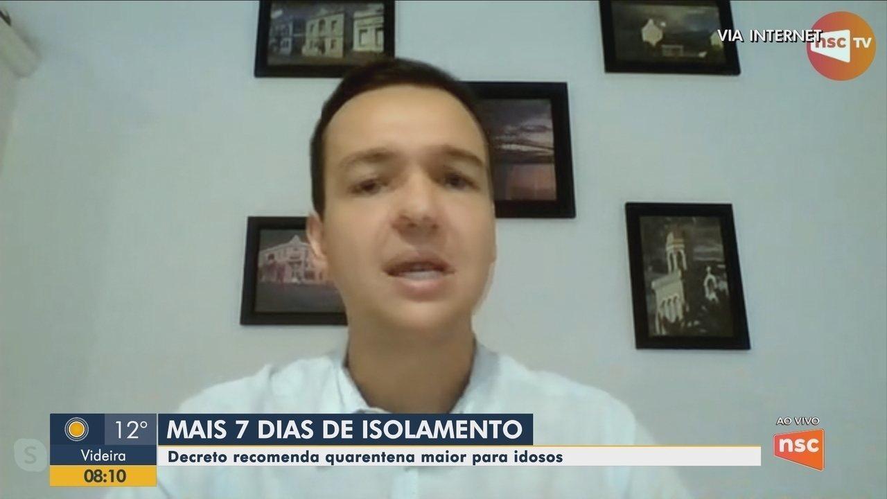 Estado prorroga quarentena; Ânderson Silva analisa