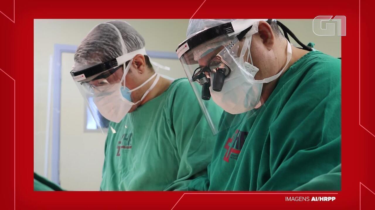 Médicos realizam captações de órgãos para transplantes em Presidente Prudente
