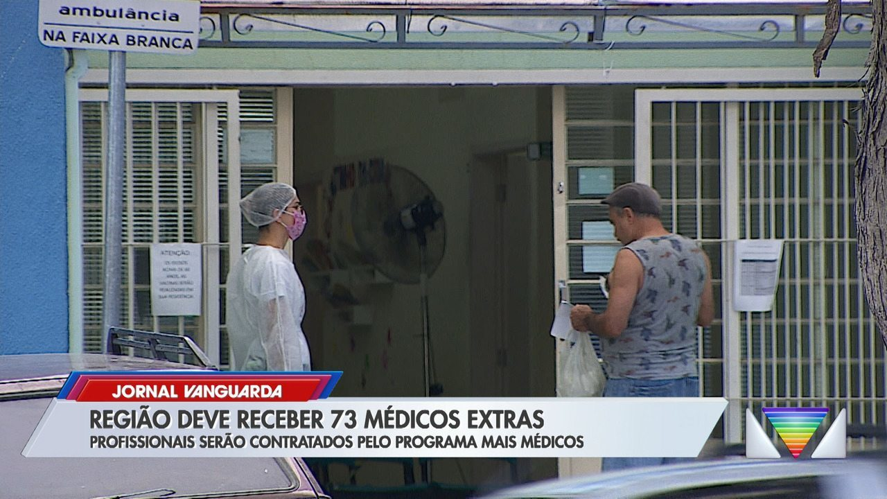 Cidades da região devem receber profissionais pelo programa Mais Médicos