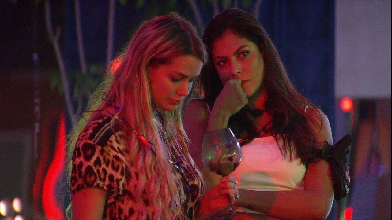 Marcela sobre Gizelly: 'Parece que quer me machucar propositalmente'