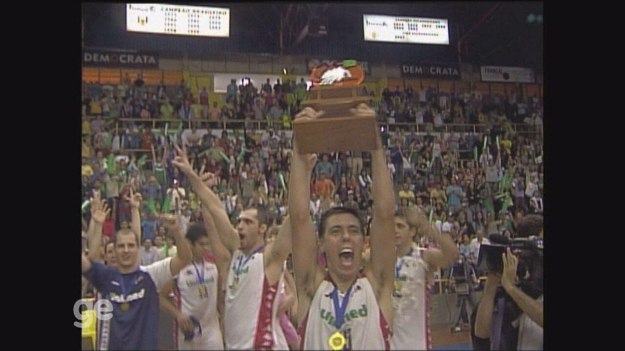 Franca Basquete vence Assis e conquista a Supercopa de 2008