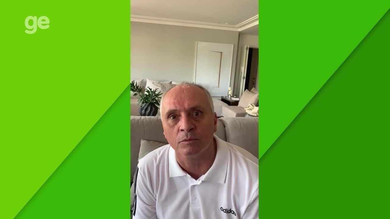 Presidente do Inter, Marcelo Medeiros está curado do coronavírus