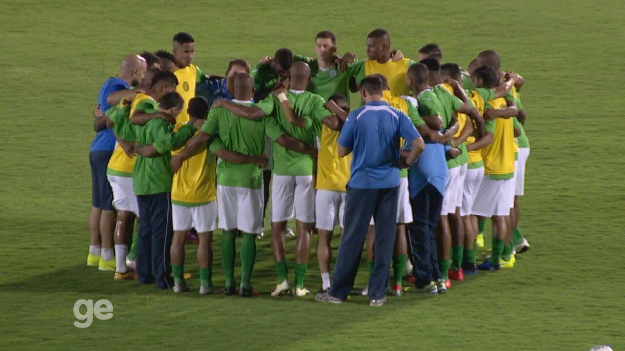 Guarani faz 6 a 0 no ABC-RN pela semifinal da Série C de 2016