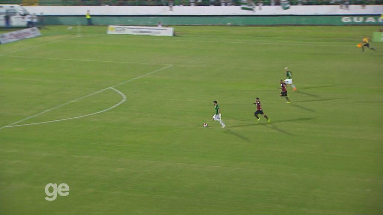 Guarani faz 4 a 0 no Oeste e é campeão da Série A2 do Paulistão de 2018