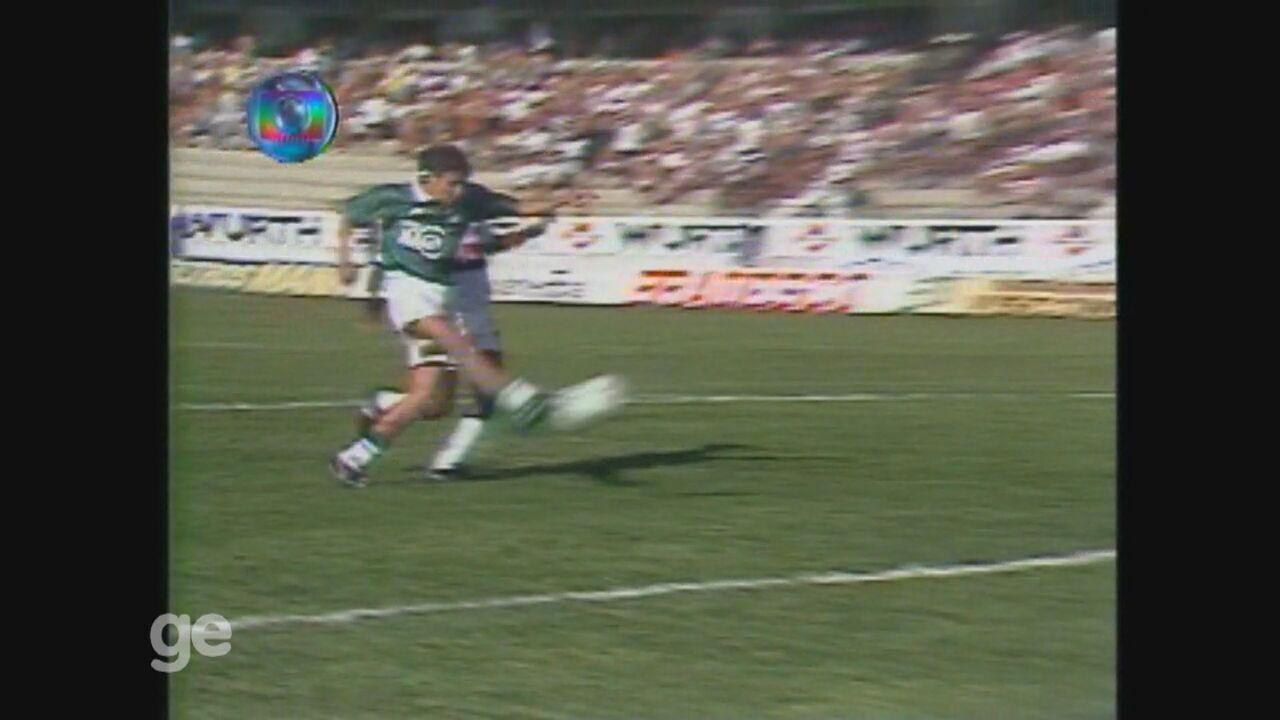 Guarani faz 4 a 2 no São Paulo de Telê Santana e chega à semifinal do Brasileirão de 1992