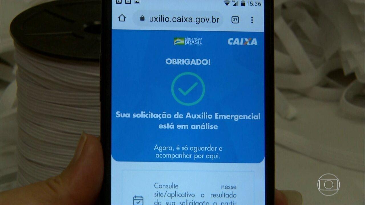 Governo lança app e site para informais pedirem auxílio de R$ 600