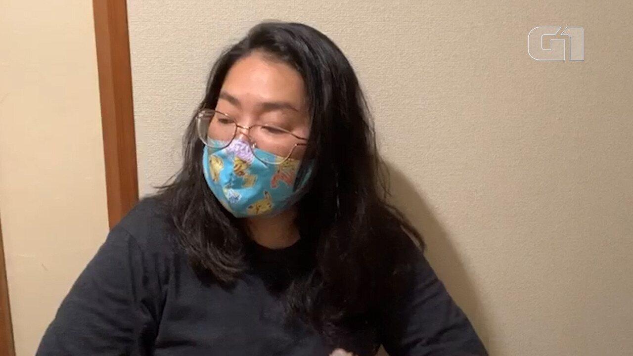 Brasileira conta como é a vida no Japão em tempos de coronavírus