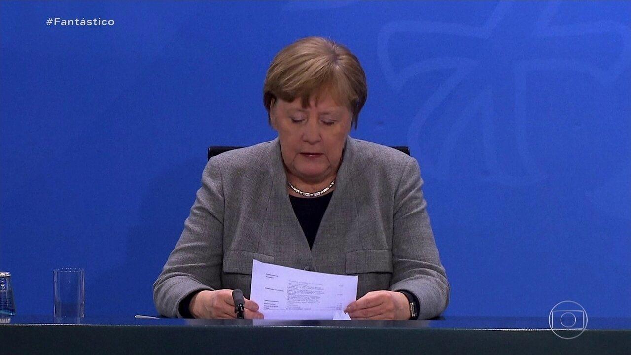 Alemanha se prepara para reabrir parte do comércio após bons resultados no combate à Covid