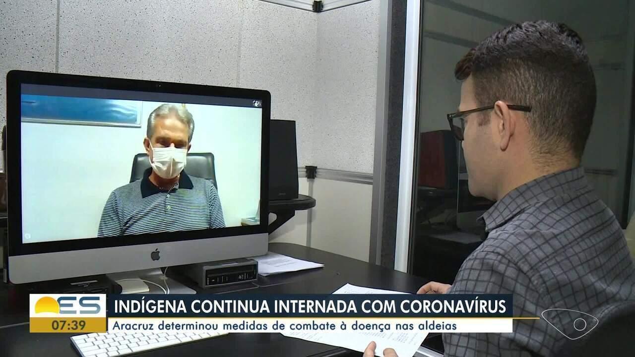 Após infecção de índia, Aracruz, ES, determina medidas de combate à Covid-19 em aldeias