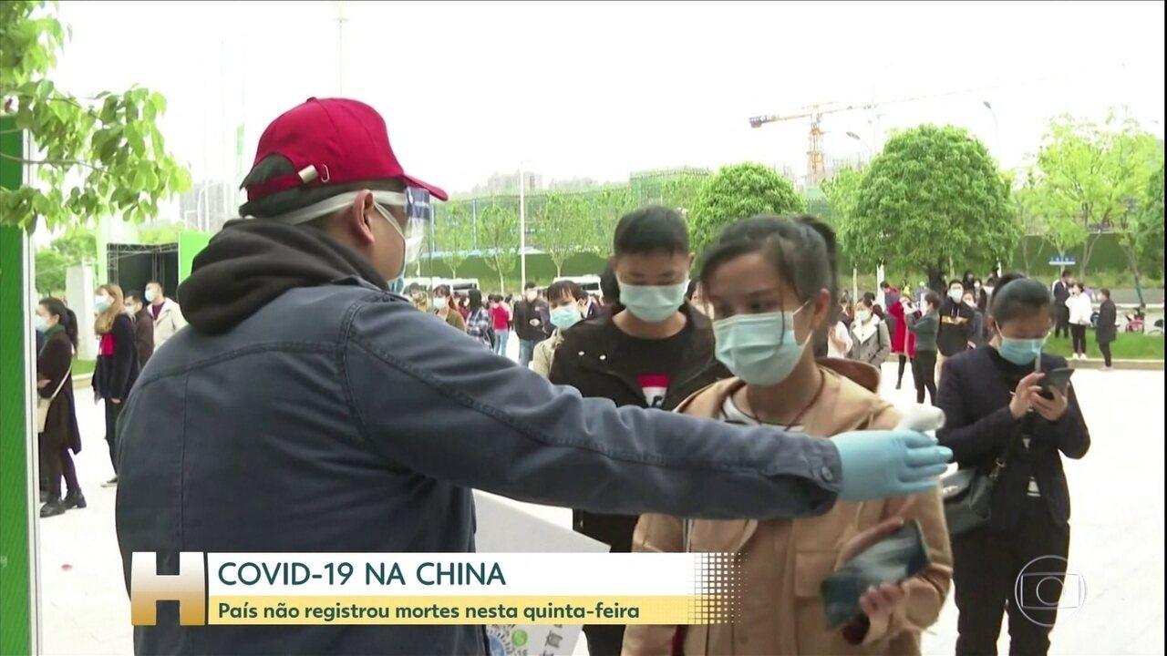 Covid-19 na Ásia: Coreia do Sul e China têm dia sem mortes por novo coronavírus