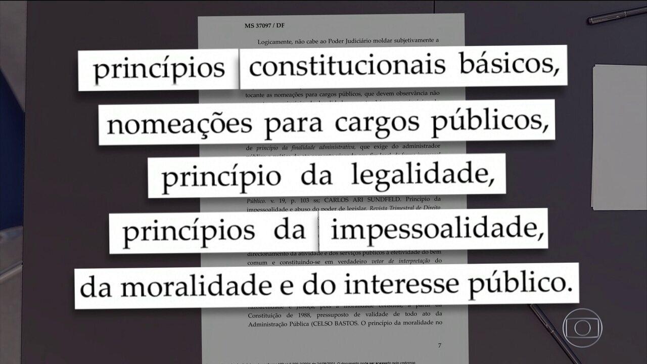 Bolsonaro diz que AGU vai recorrer da suspensão de nomear Alexandre Ramagem à PF