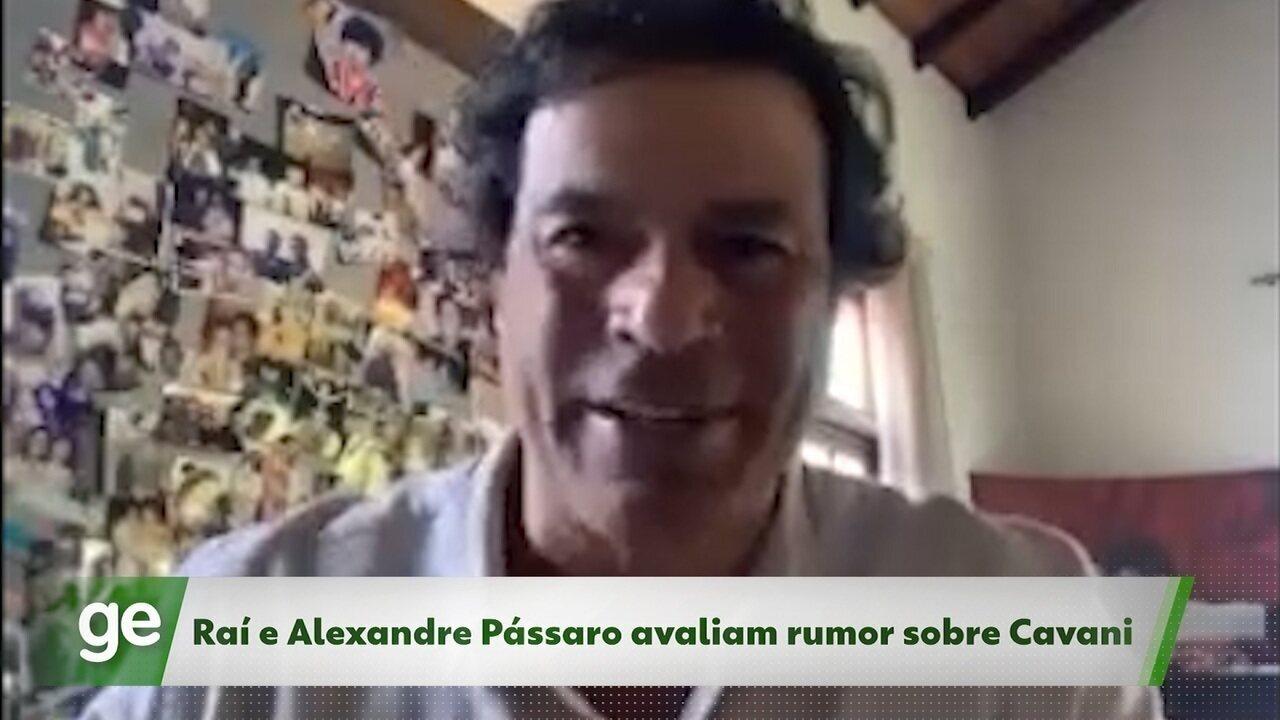 Raí e Alexandre Pássaro comentam negociações e especulações no São Paulo