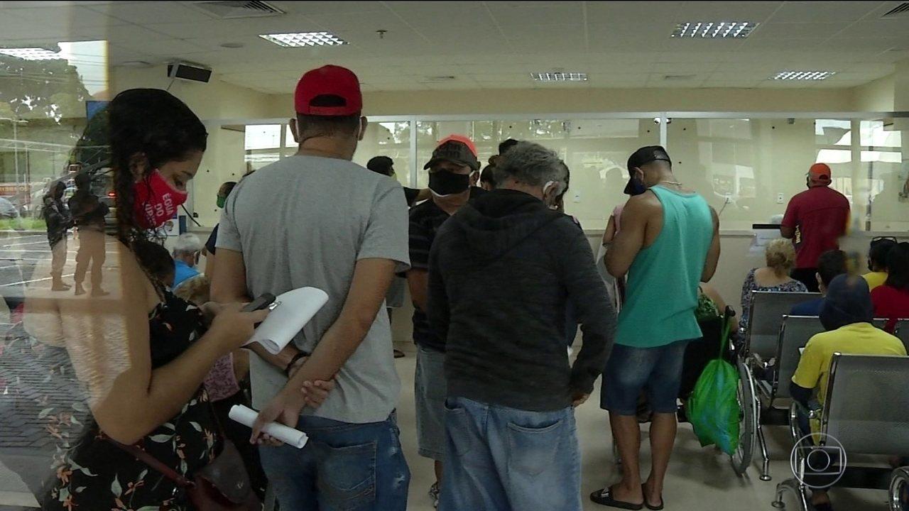 No Pará, famílias enfrentam confusão na identificação dos corpos das vítimas da Covid-19