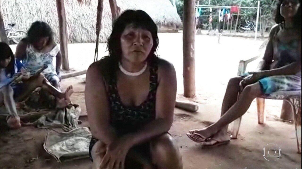 Índios temem 'catástrofe' e tentam fugir da Covid-19