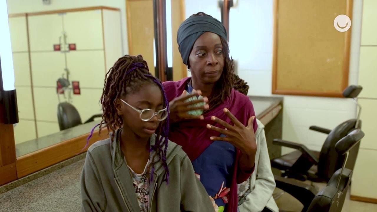 Rosangela fala como é ser mãe de duas meninas com altas habilidades