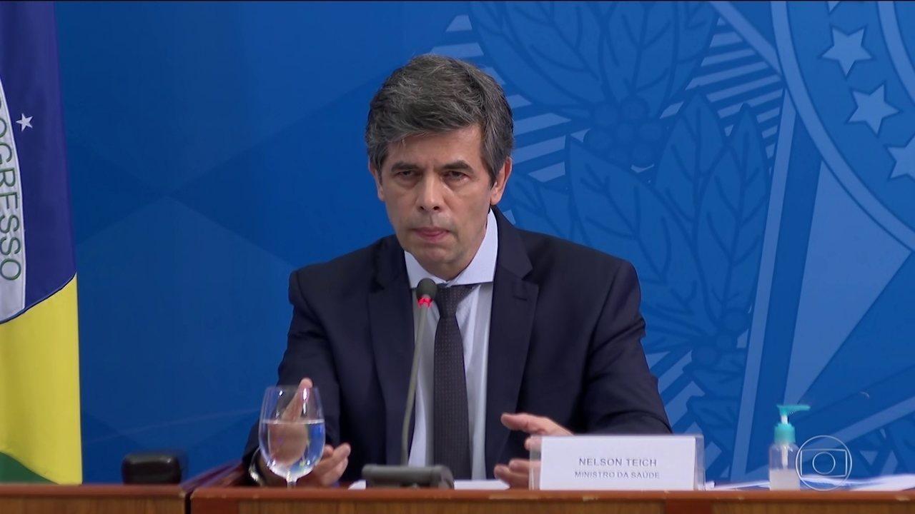 Teich defende mudança no atendimento aos doentes da Covid-19