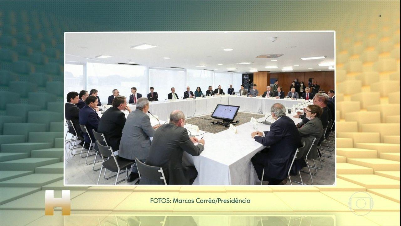 Celso de Mello assiste ao vídeo da reunião ministerial do dia 22 de abril nesta segunda
