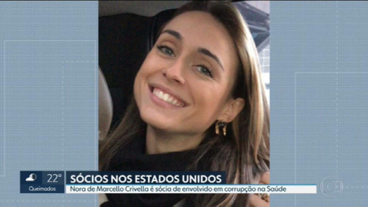 Nora de Marcello Crivella é sócia de envolvido em corrupção na Saúde
