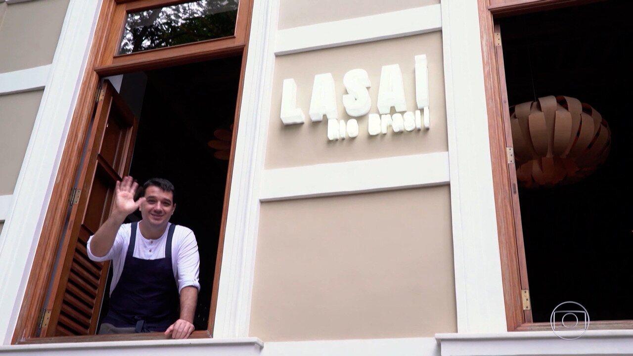 Rafael Costa e Silva: conheça o novo mestre