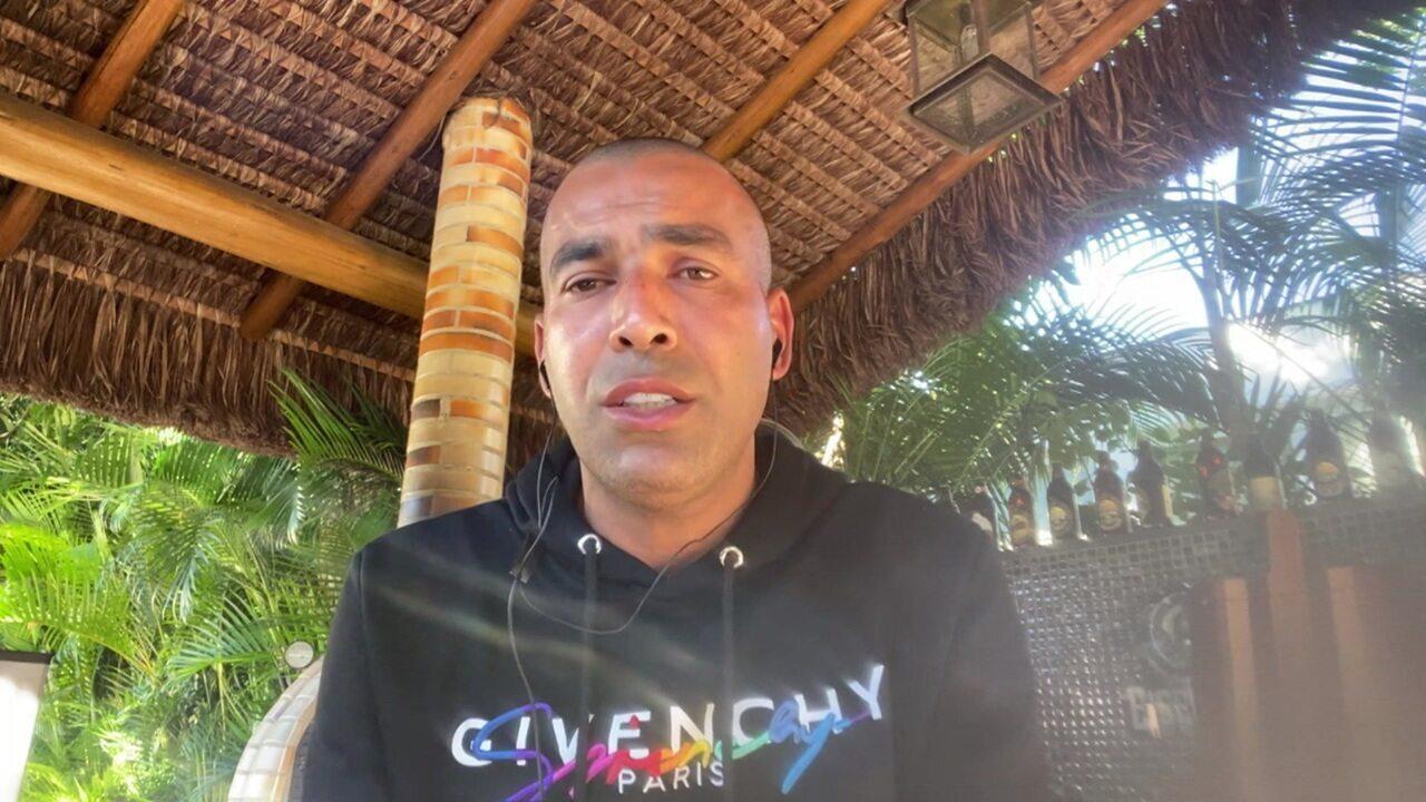 Sheik reafirma amor ao Corinthians, mas também mostra gratidão a rival