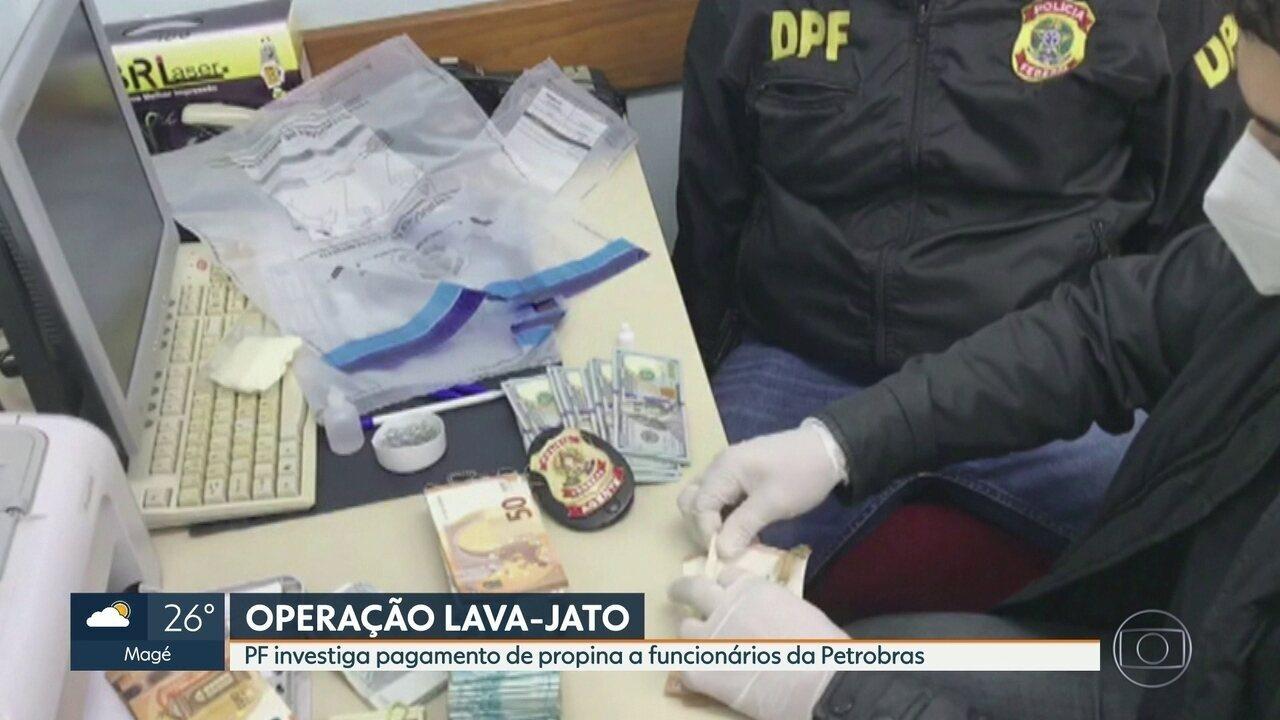 PF investiga pagamento de propina a funcionários da Petrobras