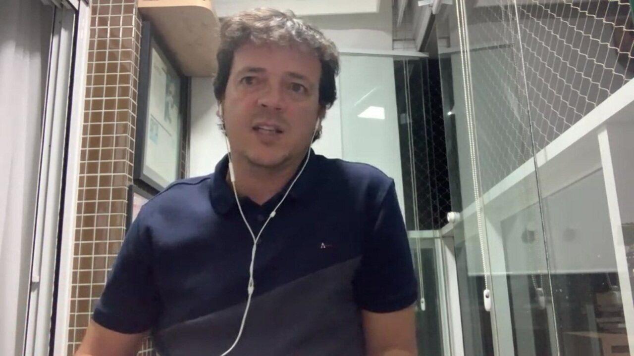 Fernando Diniz fala sobre o futuro de Igor Gomes