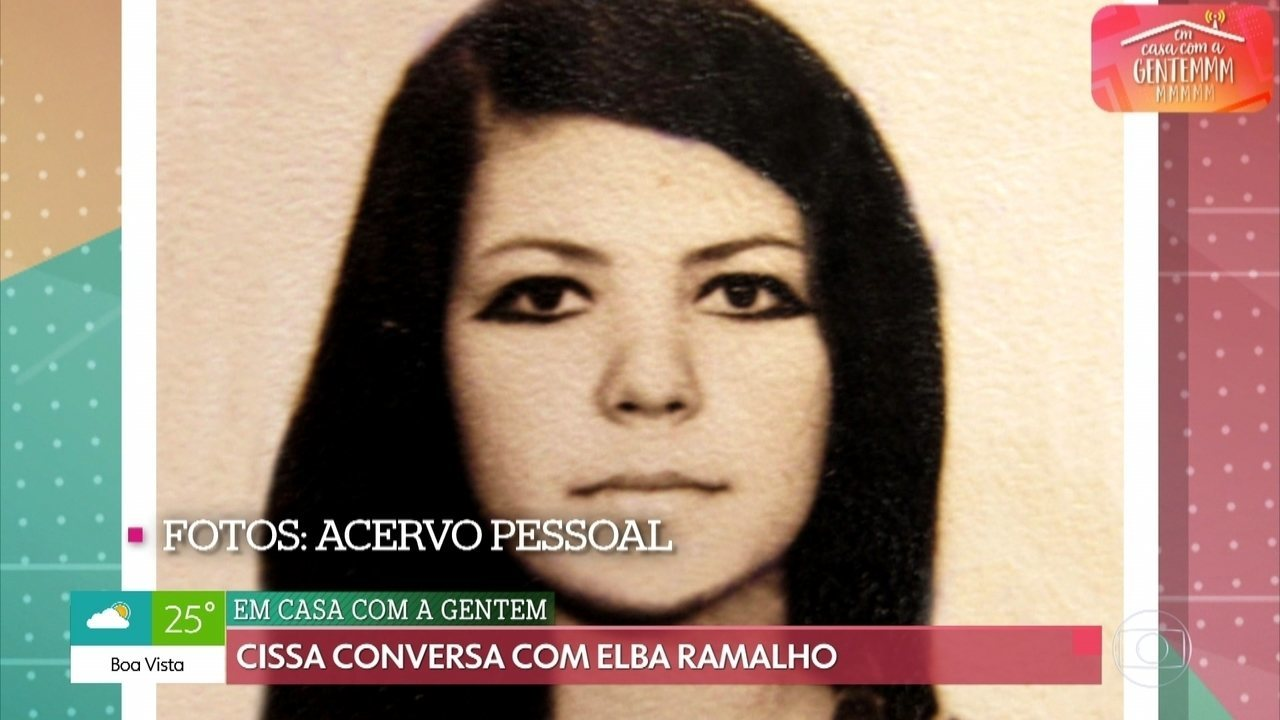 Elba Ramalho relembra início da carreira