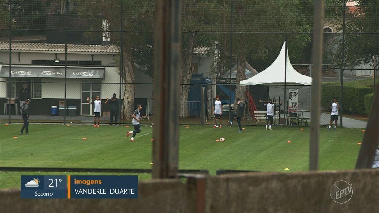 Coronavírus: clubes de futebol da região de Campinas retomam treinos no gramado